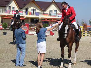Marele Premiu al Bucurestiului, 27-30 septembrie 2012