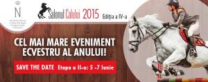 Salonul Calului - etapa a II-a, cover FB